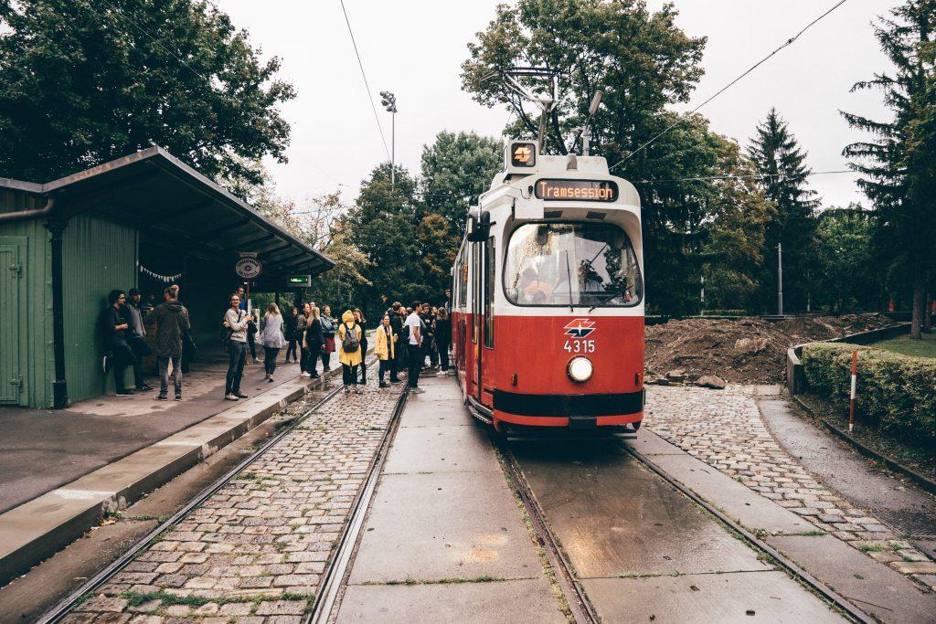 Straßenbahn von außen, Tram Sessions