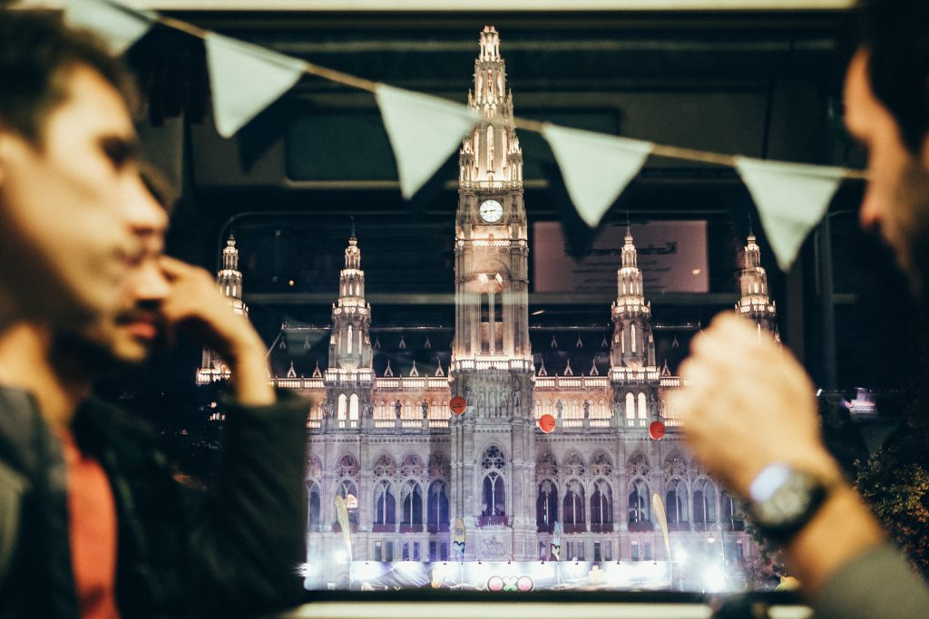Rathaus Wien, Tram Sessions